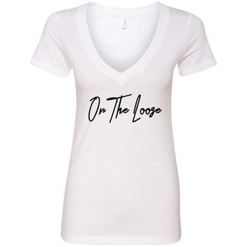 "Niall Horan ""On The Loose"" V-Neck T-Shirt"