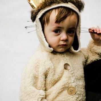 Luxury Max 6-24 months old to 2T: where the wild things are