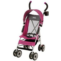 Jeep Wrangler All-Weather Umbrella Stroller - Hype