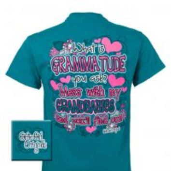 Grammatude (Short Sleeve) Grammatude (Short Sleeve) : Girlie Girl™ Originals - Great T-Shirts for Girlie Girls!
