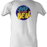 Saved By The Bell Logo T-Shirt| Vintage TV Show Tees
