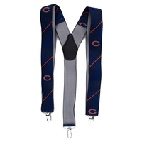 Chicago Bears Oxford Suspenders