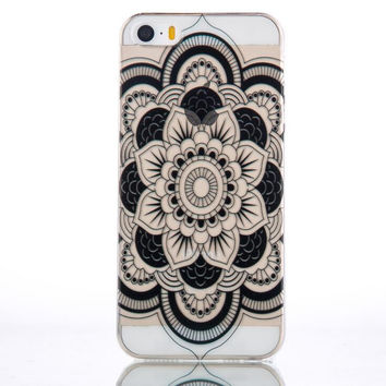 New Lace Style iPhone 5s 6 6s Plus Case Ultrathin Cover Free Gift Box 36