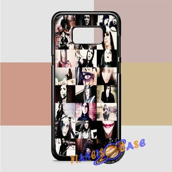 Motionless In White (collage) Samsung Galaxy Case