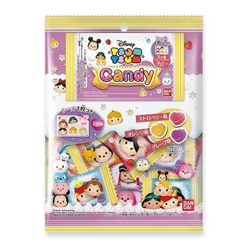 Disney TSUMTSUM Candy w/ Sticker