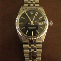 FS: Rolex Two Tone Datejust 16233 18K Yell...