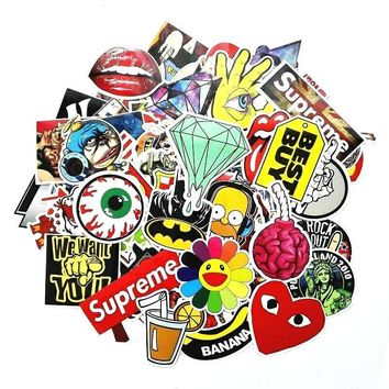100 PCS Stickers