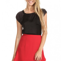 Sugarlips Black Hot Skirt