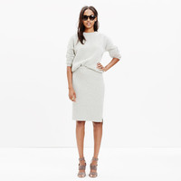 MODERNE SWEATER SKIRT