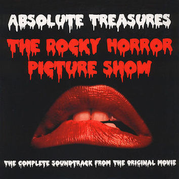 The Rocky Horror Picture Show: Absolute Treasures (The Complete Soundtrack From The Original Movie) LP