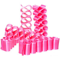 Old Fashioned Thin Ribbon Candy - Pink: 8-Piece Box