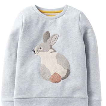 Sweet as Sugar Couture Fluffy Bunny Sweater