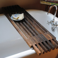 Bathtub Caddy Shelf