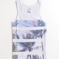 On The Byas Keith Print Tank at PacSun.com