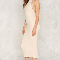 BOSSA Prague Bodycon Dress