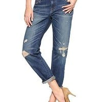 1969 destructed sexy boyfriend jeans