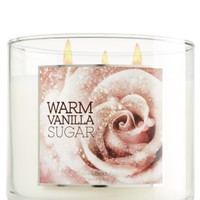 14.5 oz. 3-Wick Candle Warm Vanilla Sugar