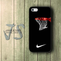 Basketball Nike iPhone Case 4 4s 5 5s 5c 6 6s Plus