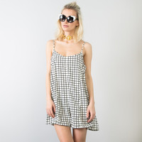 Urban Grid Playsuit