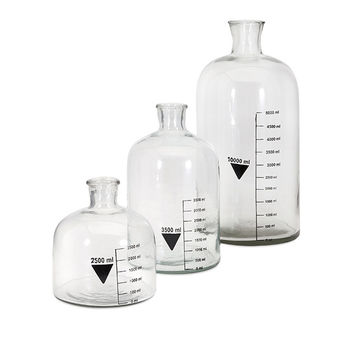 Chemistry Bottles - Set of 3 | Free Shipping
