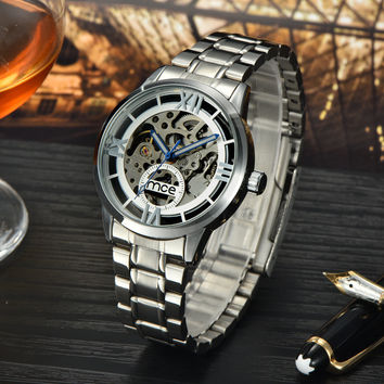 Stylish Great Deal Gift Awesome Designer's Trendy Good Price New Arrival Men Luxury Watch [9532098375]
