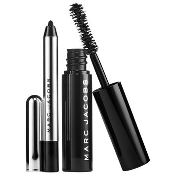 Sephora: Marc Jacobs Beauty : Bestselling Mascara & Gel Eyeliner Set : eye-sets