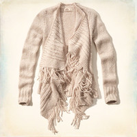 Blanket Cardigan Sweater