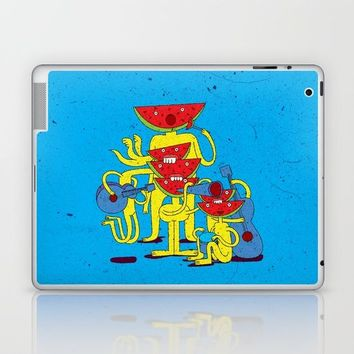 Watermelon Musican Laptop & iPad Skin by Babak Esmaeli