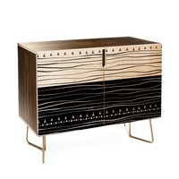 Viviana Gonzalez Black and white collection 01 Credenza