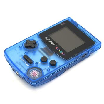 Original GB Boy Classic Color Handheld with 188 Built-in Games