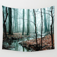 Gather up Your Dreams Wall Tapestry by Olivia Joy StClaire