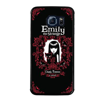 EMILY THE STRANGE MYSTERY Samsung Galaxy S6 Edge Case