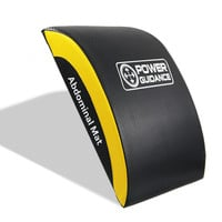 Ab Exercise Mat sit up benches- Abdominal & Core Trainer Mat for Full Range of Motion Ab Workouts Fitness Equipments