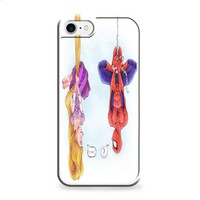 disney tangled and spiderman 2 iPhone 6 | iPhone 6S case