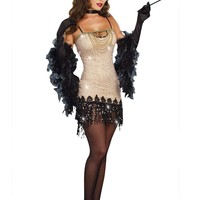 Dreamgirl Jazzy Jezebell Costume flapper costume