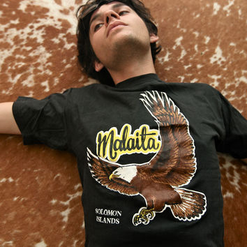 SOLOMON ISLANDS EAGLE TEE