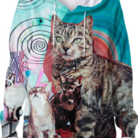 Cats created by Turck Collage | Print All Over Me