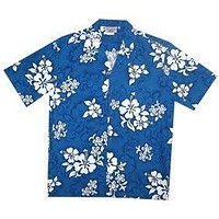 waves boy hawaiian shirt