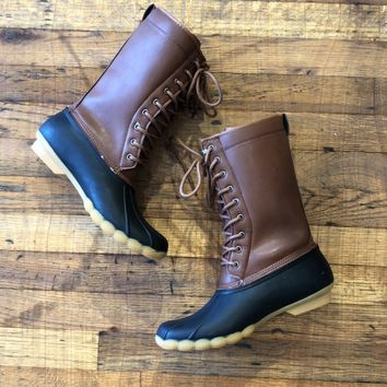 Snow Day Duck Boots