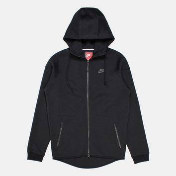 Buy Nike Tech Fleece Windrunner 1MM Zip Hoody - Black from Urban Industry | Urban Industry
