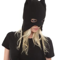 DC Comics Batman Half Mask Beanie