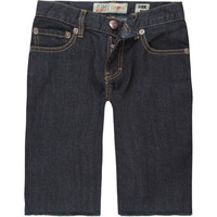 Rsq London Boys Skinny Cutoff Denim Shorts Rinse Indigo  In Sizes