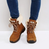 UGG Adirondack III Lace Up Boots at asos.com