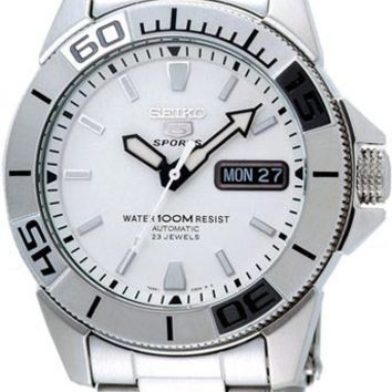 Seiko SNZE15 Men's Sports 5 Automatic Watch