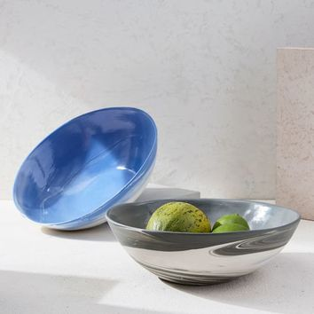 Haand Porcelain Serving Bowls