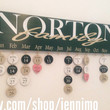Personalized Family Name Birthday Board