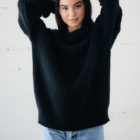 Lia Sweater - Black