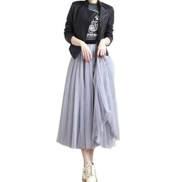 Women High Waist Silver Metallic Skirt Ankle Length Midi Skirt Metallic Pleated Skirt Satin Skirts