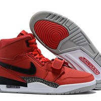 Air Jordan Legacy 312 NRG - Red/Black