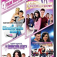 A Cinderella Story: If The Shoe Fits 4-Film Bundle 4pk
